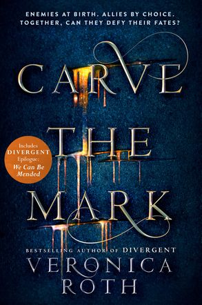 Cover image - Carve the Mark