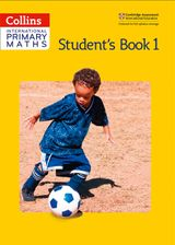 Collins International Primary Maths – Student's Book 1
