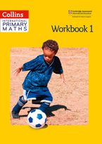 Collins International Primary Maths – Workbook 1 Paperback  by Lisa Jarmin
