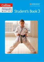 Collins International Primary Maths – Student's Book 3 Paperback  by Paul Wrangles