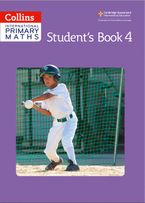 Collins International Primary Maths – Student's Book 4 Paperback  by Paul Wrangles