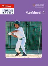 Collins International Primary Maths – Workbook 4