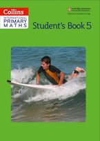 Collins International Primary Maths – Student's Book 5 Paperback  by Paul Wrangles