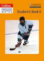 Collins International Primary Maths – Student's Book 6 Paperback  by Paul Wrangles