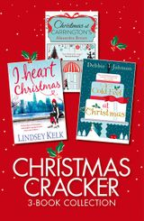 Christmas Cracker 3-Book Collection: Christmas at Carringtons, Cold Feet at Christmas, I Heart Christmas
