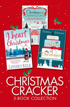 Christmas Cracker 3-Book Collection: Three Cosy Christmas Romances (all the best selling books you need for a magical Christmas 2017) book image