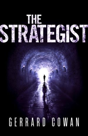 The Strategist (The Machinery Trilogy, Book 2) book image