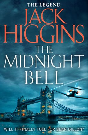Cover image - The Midnight Bell (Sean Dillon Series, Book 22)