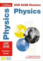 OCR Gateway GCSE 9-1 Physics Revision Guide (Collins GCSE 9-1 Revision) Paperback  by Collins GCSE
