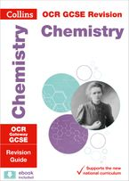 OCR Gateway GCSE 9-1 Chemistry Revision Guide (Collins GCSE 9-1 Revision) Paperback  by Collins GCSE