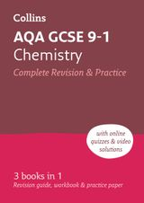 AQA GCSE Chemistry All-in-One Revision and Practice (Collins GCSE 9-1 Revision)