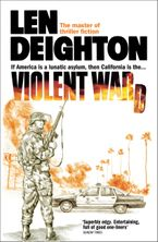 Violent Ward Paperback  by Len Deighton