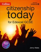 Collins Citizenship Today – Edexcel GCSE Citizenship Student's Book 4th edition Paperback  by Jenny Wales
