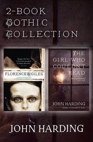 John Harding 2-Book Gothic Collection book image