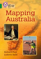 Mapping Australia: Band 15/Emerald (Collins Big Cat) Paperback  by Richard Platt