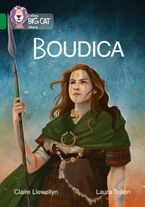 Boudica: Band 15/Emerald (Collins Big Cat) Paperback  by Claire Llewellyn