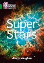 Super Stars: Band 15/Emerald (Collins Big Cat) Paperback  by Jenny Vaughan