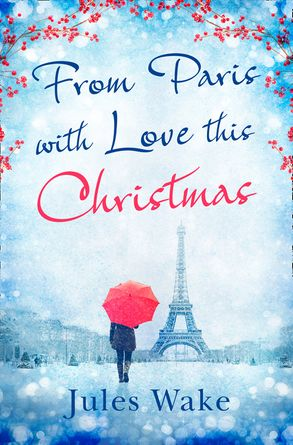 cover image from paris with love this christmas