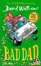 Bad Dad Hardcover  by David Walliams