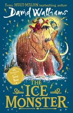 The Ice Monster Paperback  by David Walliams