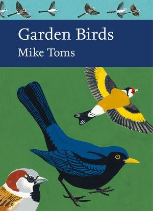 Garden Birds (Collins New Naturalist Library, Book 140) book image