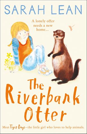 The Riverbank Otter (Tiger Days, Book 3) book image