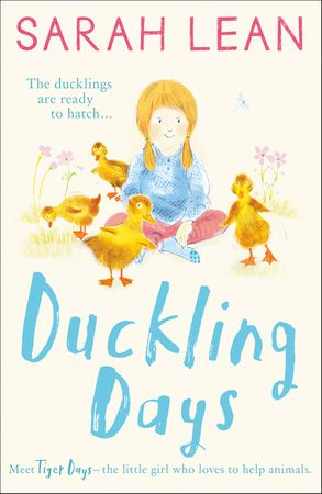 Cover image - Tiger Days (4) - Duckling Days