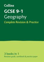 Grade 9-1 Geography All-in-One Complete Revision and Practice (with free flashcard download) (Collins GCSE 9-1 Revision) Paperback  by Collins GCSE