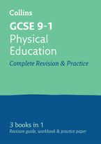 GCSE 9-1 Physical Education All-in-One Revision and Practice (Collins GCSE 9-1 Revision) Paperback  by Collins GCSE