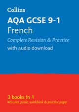 AQA GCSE French All-in-One Revision and Practice (Collins GCSE Revision and Practice: New Curriculum)