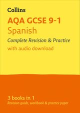 AQA GCSE Spanish All-in-One Revision and Practice (Collins GCSE 9-1 Revision)