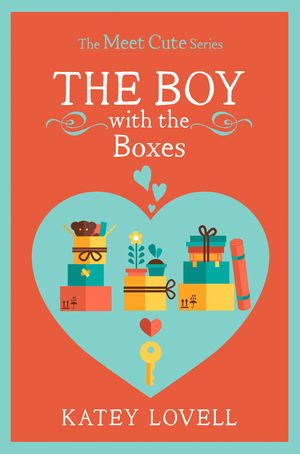 The Boy with the Boxes: A Short Story (The Meet Cute) book image