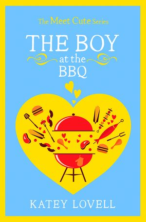 The Boy at the BBQ: A Short Story (The Meet Cute) book image