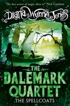 The Spellcoats (The Dalemark Quartet, Book 3) Paperback  by Diana Wynne Jones