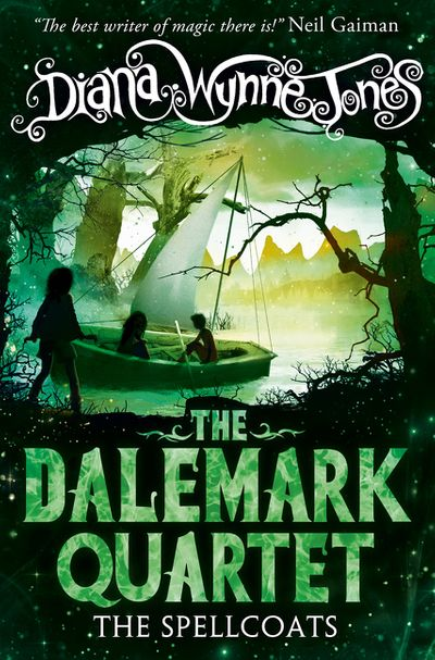 The Dalemark Quartet (3): The Spellcoats