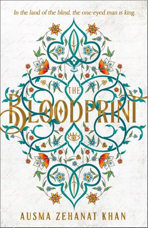 Cover image - The Bloodprint