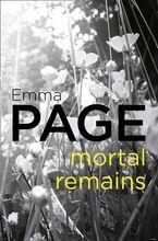 Mortal Remains eBook  by Emma Page
