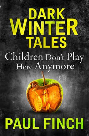 Children Don't Play Here Anymore (Dark Winter Tales) book image