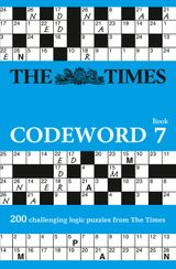 The Times Codeword 7: 200 cracking logic puzzles