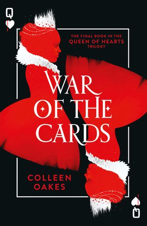 Cover image - Queen Of Hearts (3) - War Of Cards