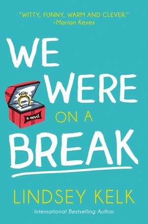 We Were On a Break book image