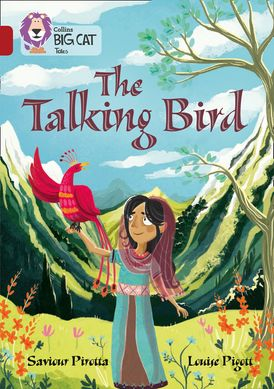 The Talking Bird: Band 14/Ruby (Collins Big Cat)