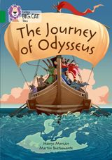 The Journey of Odysseus: Band 15/Emerald (Collins Big Cat)