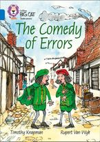 The Comedy of Errors: Band 16/Sapphire (Collins Big Cat) Paperback  by Tim Knapman