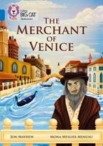 The Merchant of Venice: Band 16/Sapphire (Collins Big Cat) Paperback  by Jon Mayhew