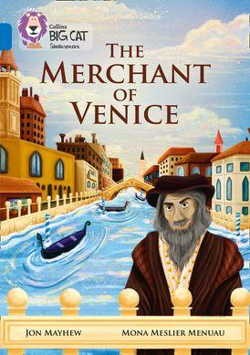 The Merchant of Venice: Band 16/Sapphire (Collins Big Cat)
