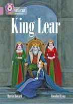 King Lear: Band 18/Pearl (Collins Big Cat) Paperback  by Martin Howard
