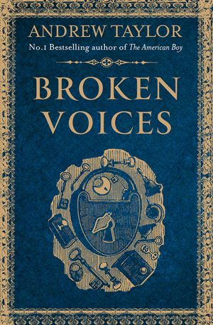 Broken Voices (A Novella) book image