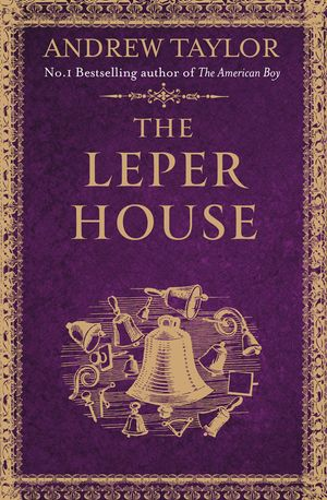 The Leper House (A Novella) book image