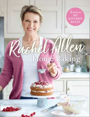 Home Baking book image